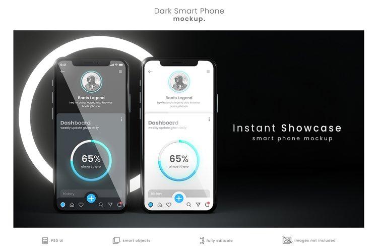 Modern Apple iPhone 11 Mockup Advertisements example image 1