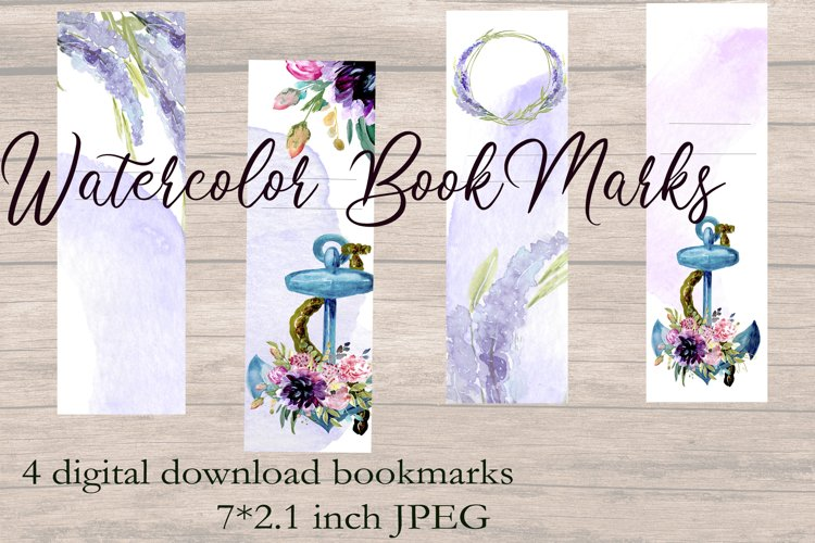 Printable Bookmarks anchor