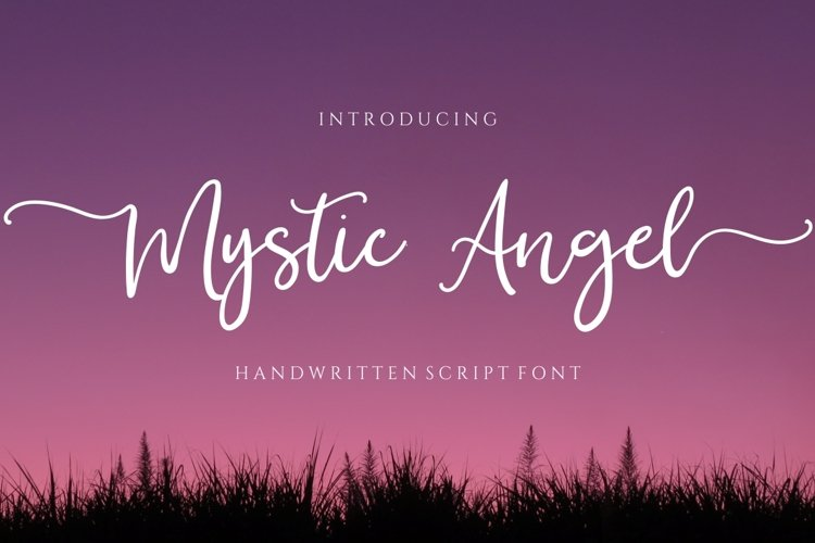 Mystic Angel example image 1