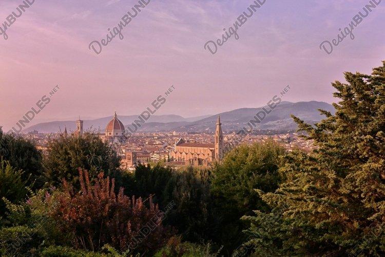 Basilica di Santa Maria del Fiore cathedral in Tuscany
