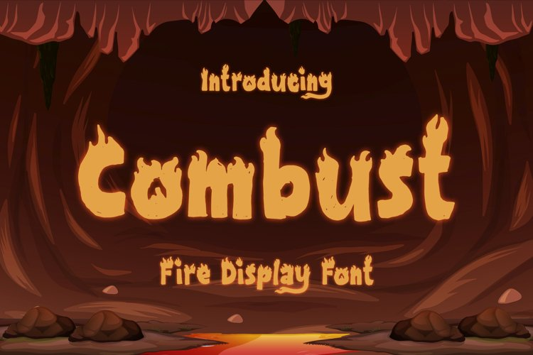 Combust -Playful Fire Display example image 1