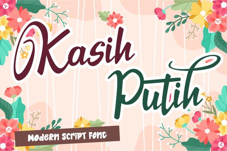Kasih Putih example image 1