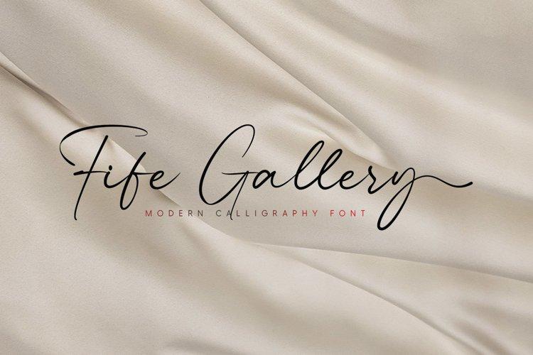 Fife Gallery