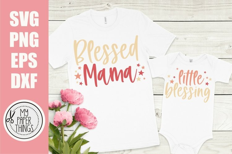Mommy and me svg Bundle | Mama and mini svg Bundle - Free Design of The Week Design15