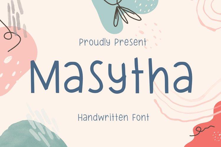 Masytha example image 1