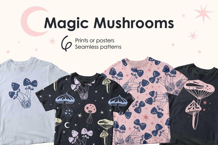 Magic Mushrooms example image 1