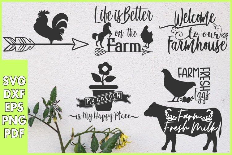 farm svg, farm fresh eggs, life is better on the farm