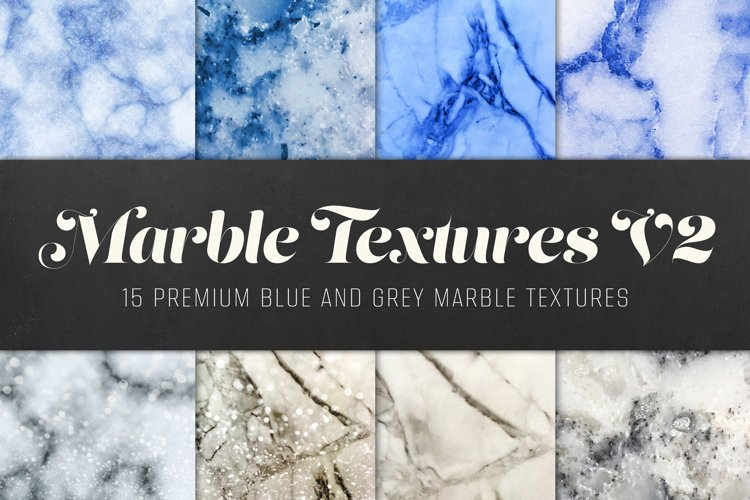 Blue Marble Background Textures example image 1