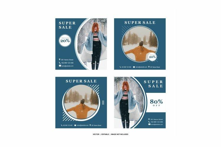 super sale color blue example image 1