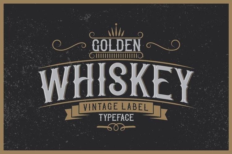 Golden Whiskey example image 1