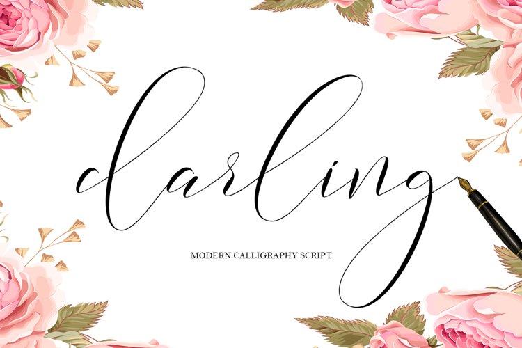 Darling Script