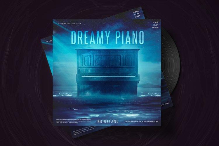 Dreamy Piano Album Cover