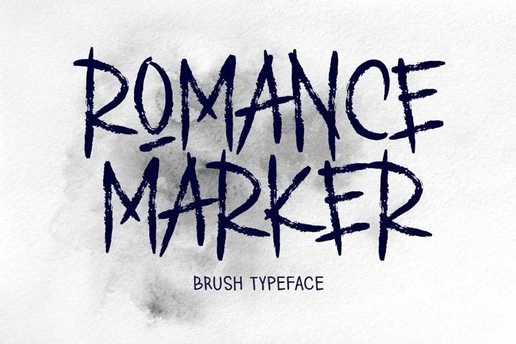 ROMANCE MARKER example image 1