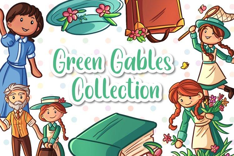 Anne of Green Gables Clip Art