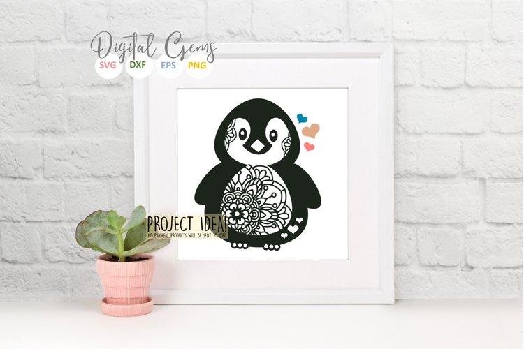 Penguin design - Free Design of The Week Design2