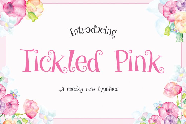Tickled Pink example image 1