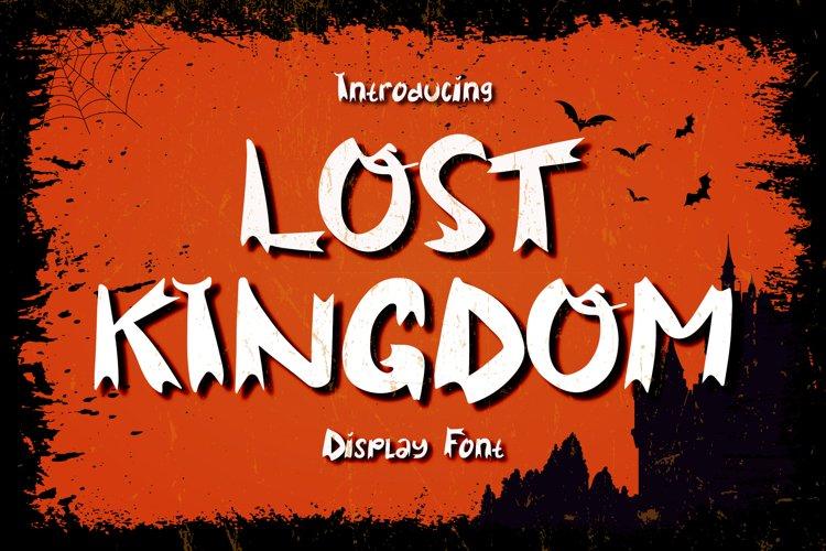Lost Kingdom example image 1