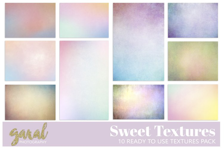 Sweet Textures, 10 High Quality Textures