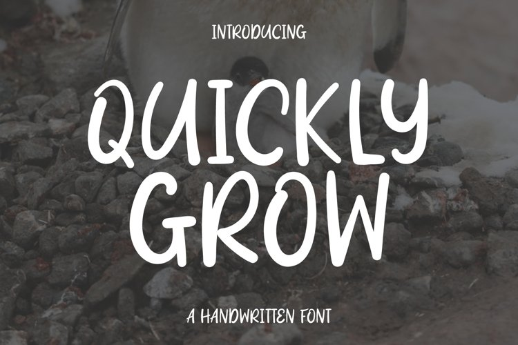 Quickly Grow example image 1