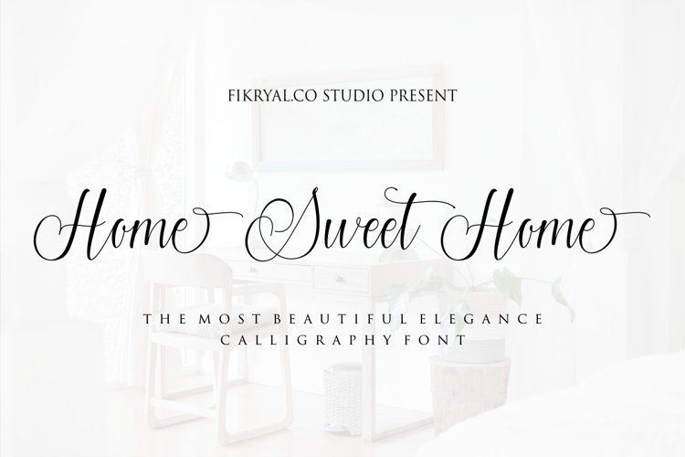 Home Sweet Home example image 1