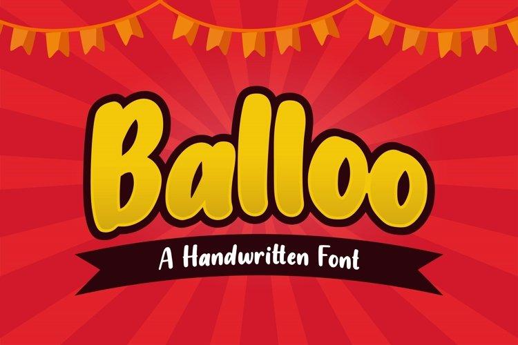 Handwritten Font example image 1