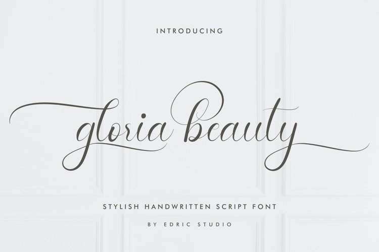 Gloria Beauty example image 1