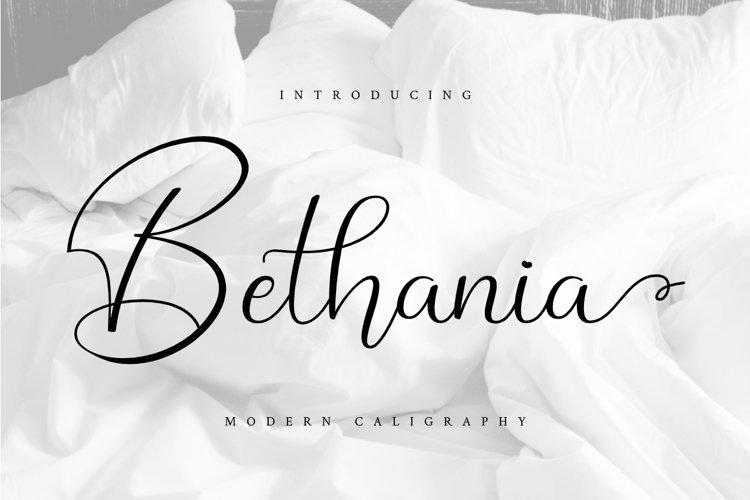 Bethania example image 1