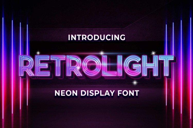Retrolight example image 1