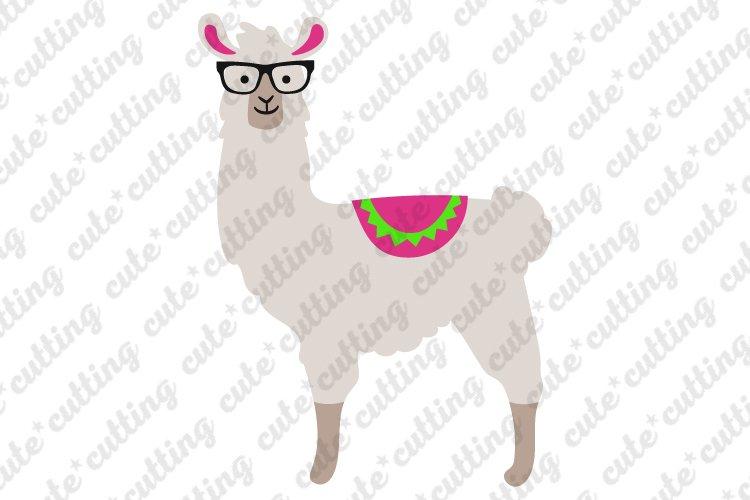 Llama svg, Alpaca svg, no prob llama, dxf, png, pdf, jpeg example image 1