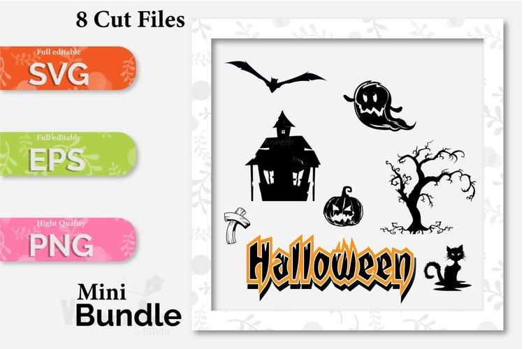 Halloween - Mini Bundlefor Crafters example image 1