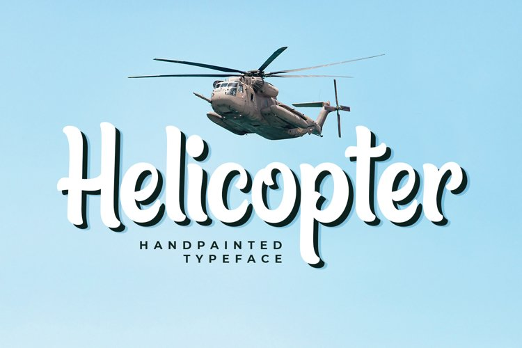 Helicopter example image 1