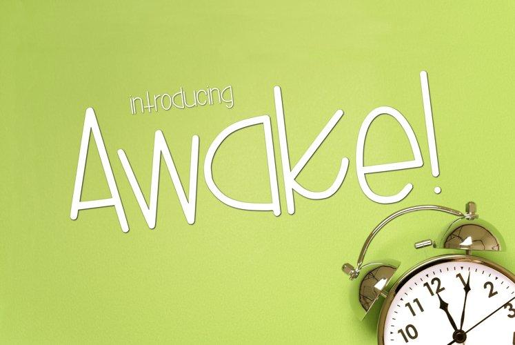 Awake example image 1