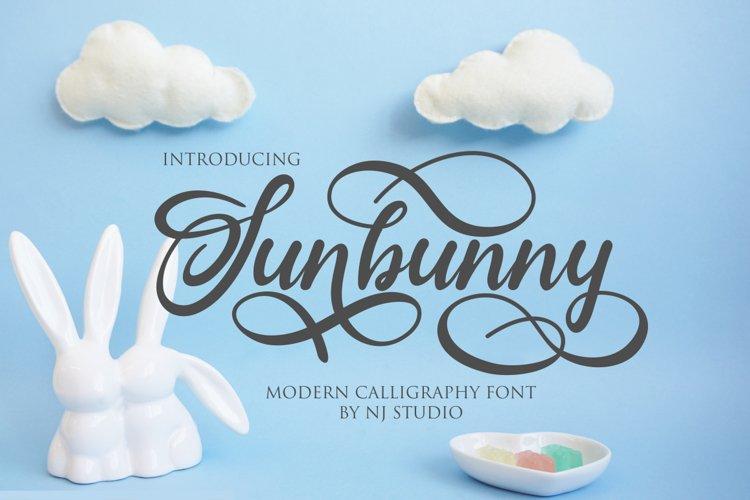 Sunbunny example image 1
