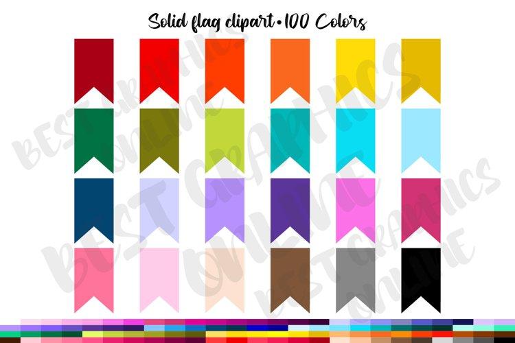 Flag Clipart, Rainbow bunting flag Clipart, Craft cliparts