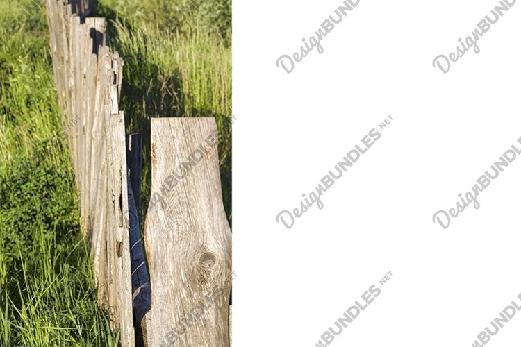 old fence example image 1