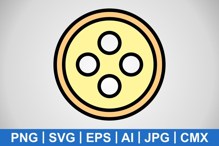 Vector Button Icon example image 1