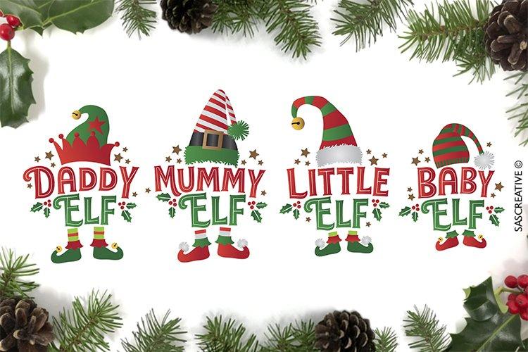 Team Elf Family Names