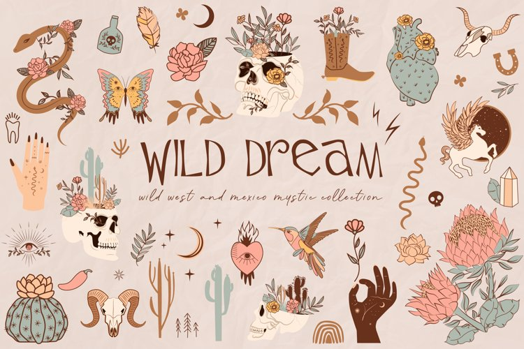 Wild Dream mystery collection example image 1