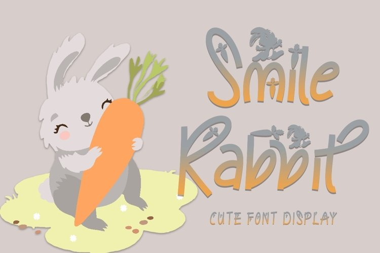 Smile Rabbit example image 1