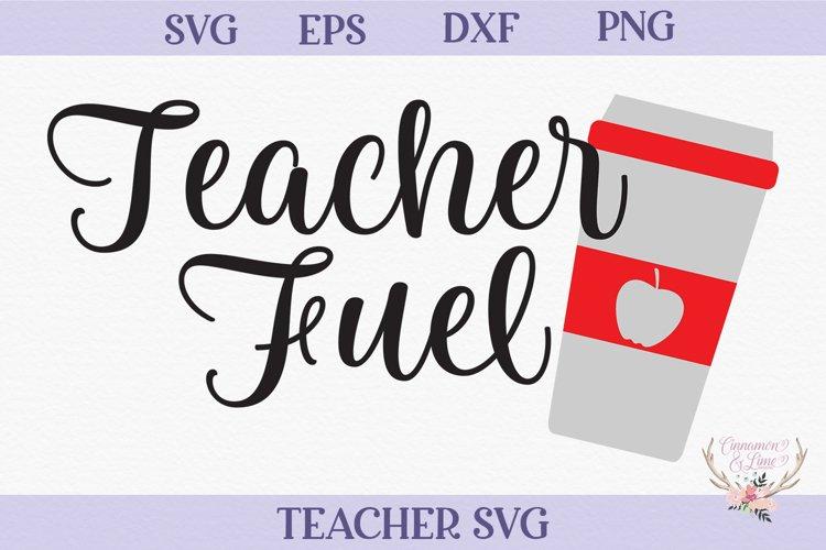 Teacher SVG - Teacher Fuel