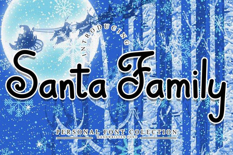 Santa Family example image 1