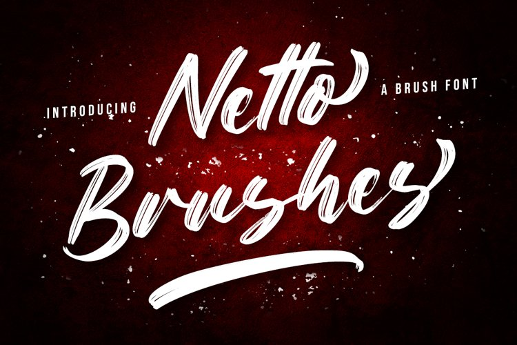Netto Brushes example image 1