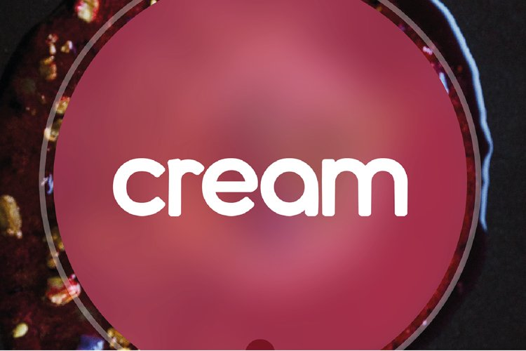 cream - Regular example image 1
