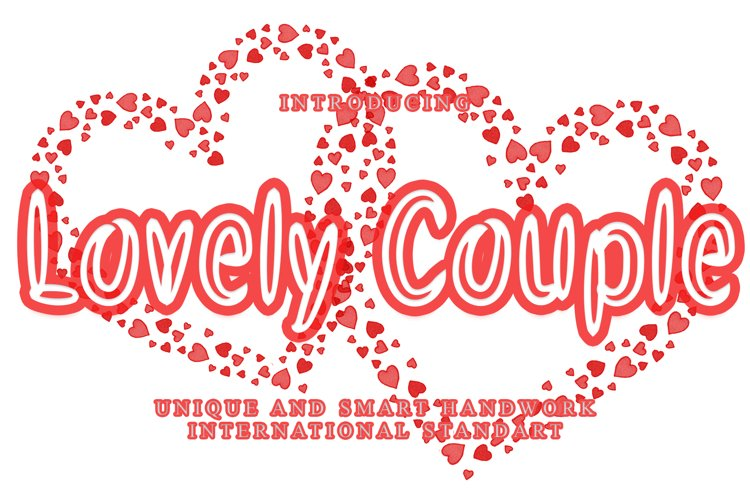 Lovely Couple example image 1