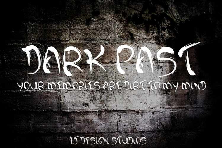 Dark Past example image 1