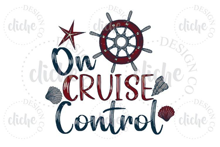 Cruise Sublimation Design