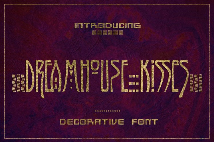 JVNE Dreamhouse Kissies example image 1
