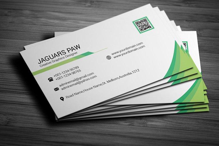 Best Quality Minimalist Stylish Business Card Design example image 1