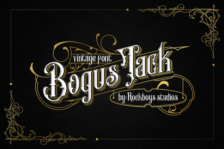 Bogus Jack example image 1