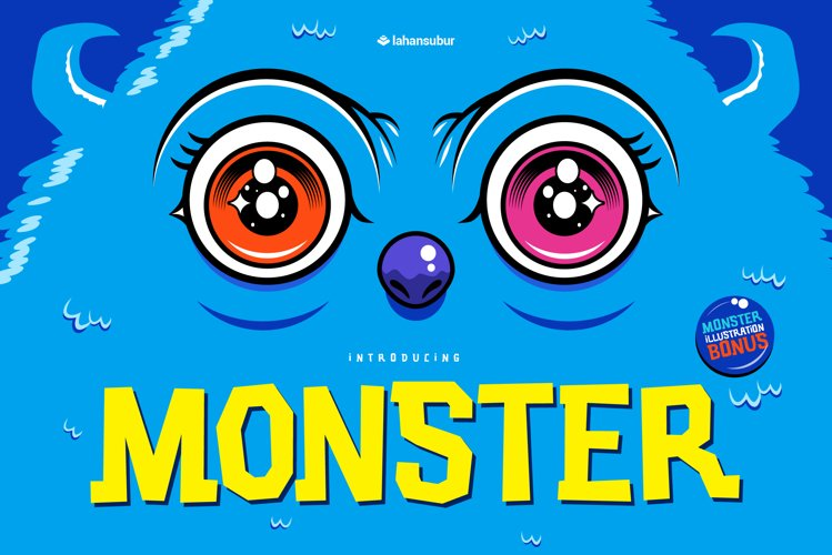 Monster example image 1